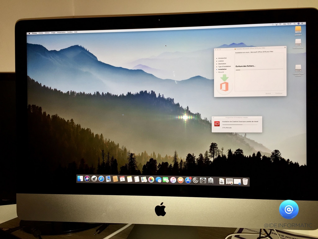 Installation à domicile de vos équipements et périphériques informatiques